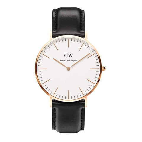 Daniel Wellington Men's Classic Sheffield 40mm Watch DW00100007 - JB Watches