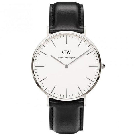 Daniel Wellington Men's Classic Sheffield 40mm Watch DW00100020 - JB Watches