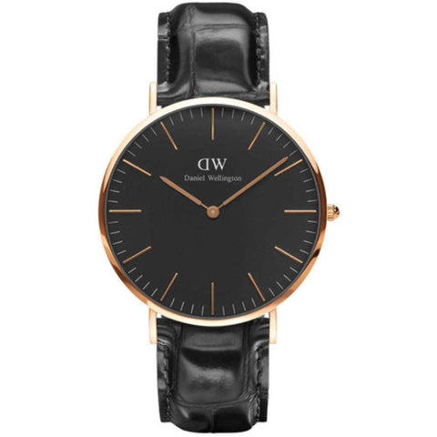 Daniel Wellington Men's Classic Black Reading 40mm Watch DW00100129 - JB Watches