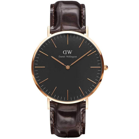 Daniel Wellington Men's Classic York 40mm Watch DW00100128 - JB Watches