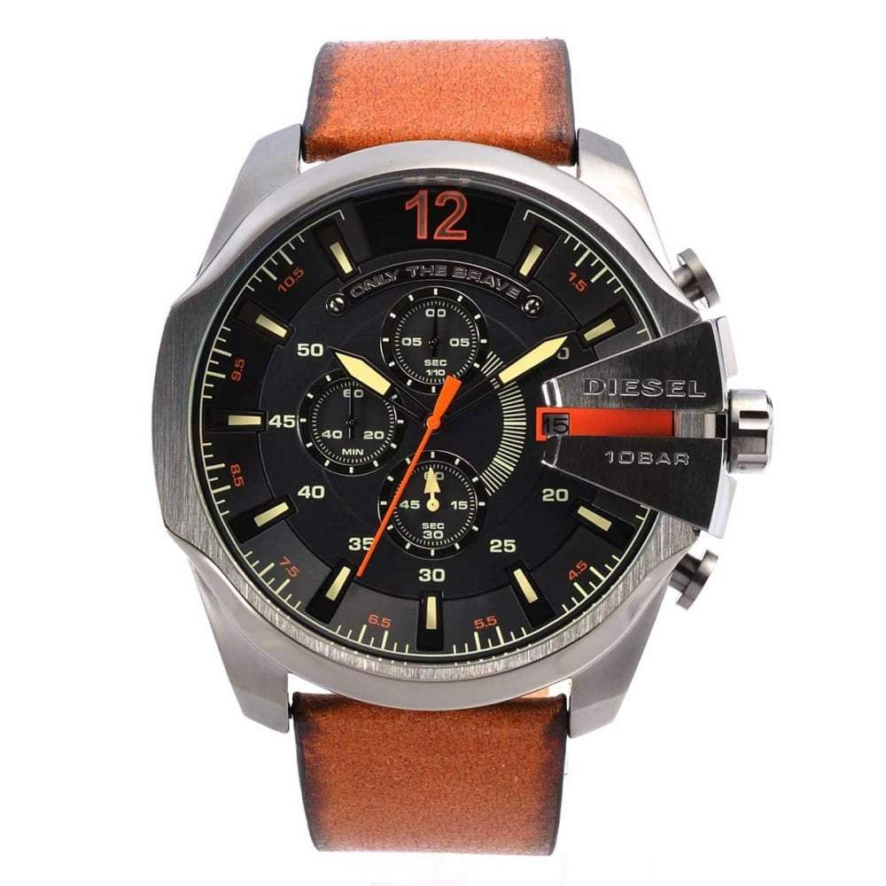 Diesel Men's Mega Chief Chronograph Watch DZ4343