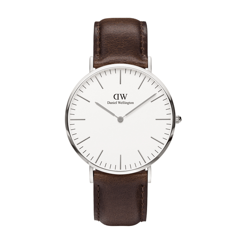 Daniel Wellington Men's Classic Bristol 40mm Watch DW00100023 - JB Watches