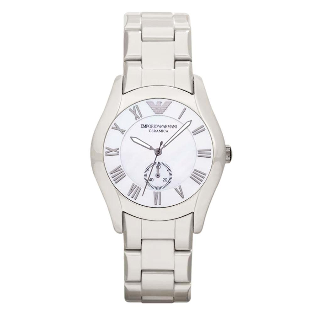 Emporio Armani Ladies' Ceramic Watch AR1461