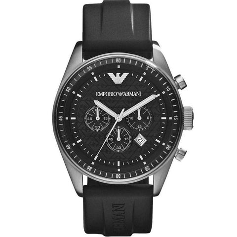 Emporio Armani Men's Chronograph Watch AR0527 - JB Watches
