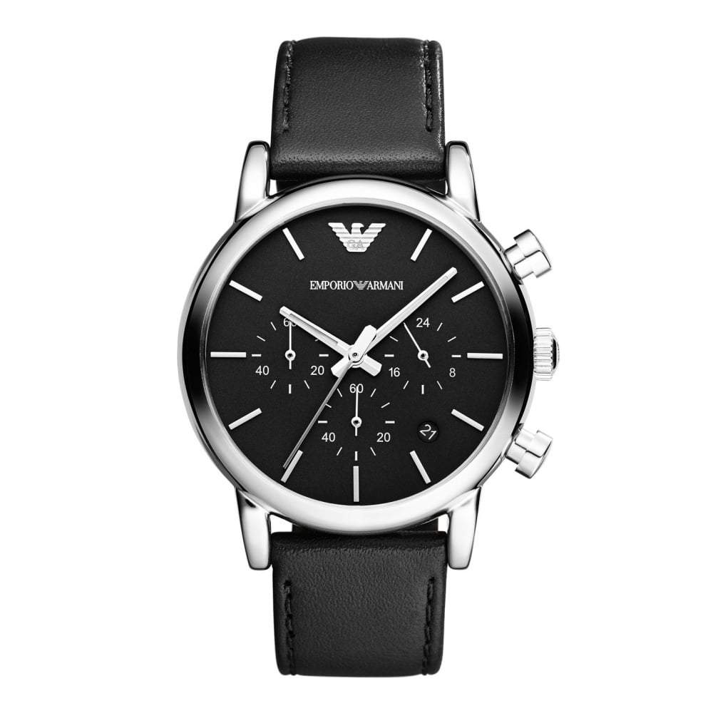 Emporio Armani Men's Chronograph Watch AR1733 - JB Watches