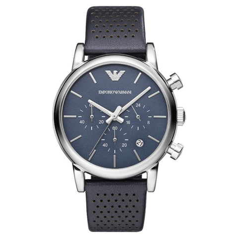 Emporio Armani Men's Chronograph Watch AR1736 - JB Watches