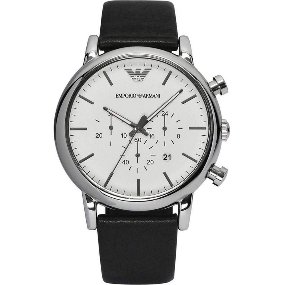 Emporio Armani Men's Chronograph Watch AR1807 - JB Watches