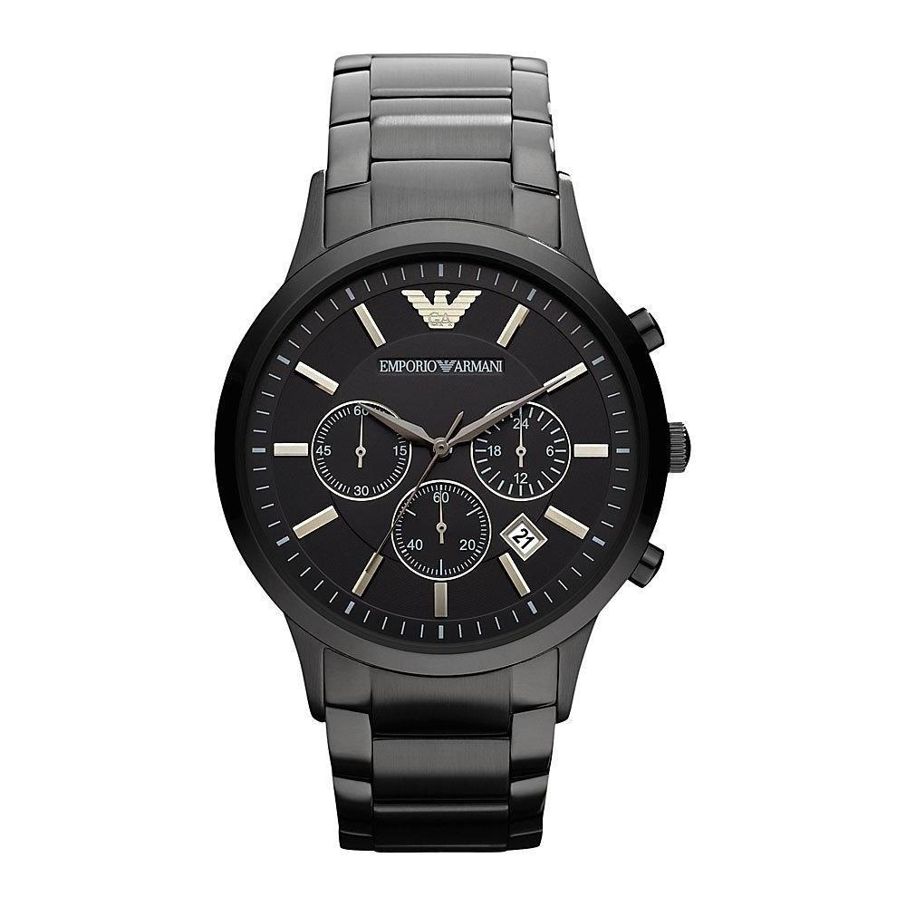 Emporio Armani Men's Chronograph Watch AR2453 - JB Watches