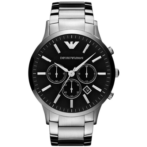 Emporio Armani Men's Chronograph Watch AR2460 - JB Watches