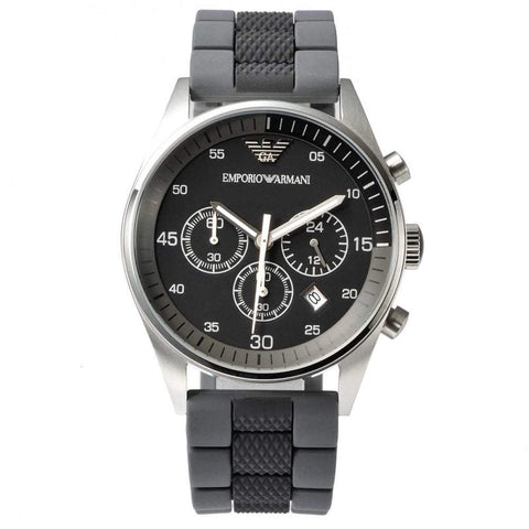 Emporio Armani Men's Chronograph Watch AR5866 - JB Watches