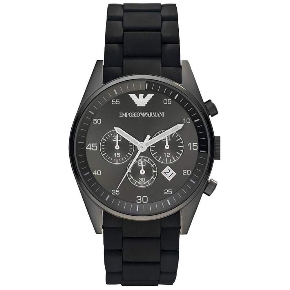 Emporio Armani Men's Chronograph Watch AR5889 - JB Watches