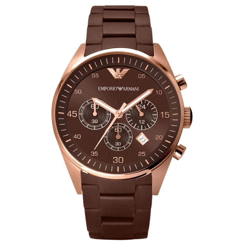 Emporio Armani Men's Chronograph Watch AR5890 - JB Watches