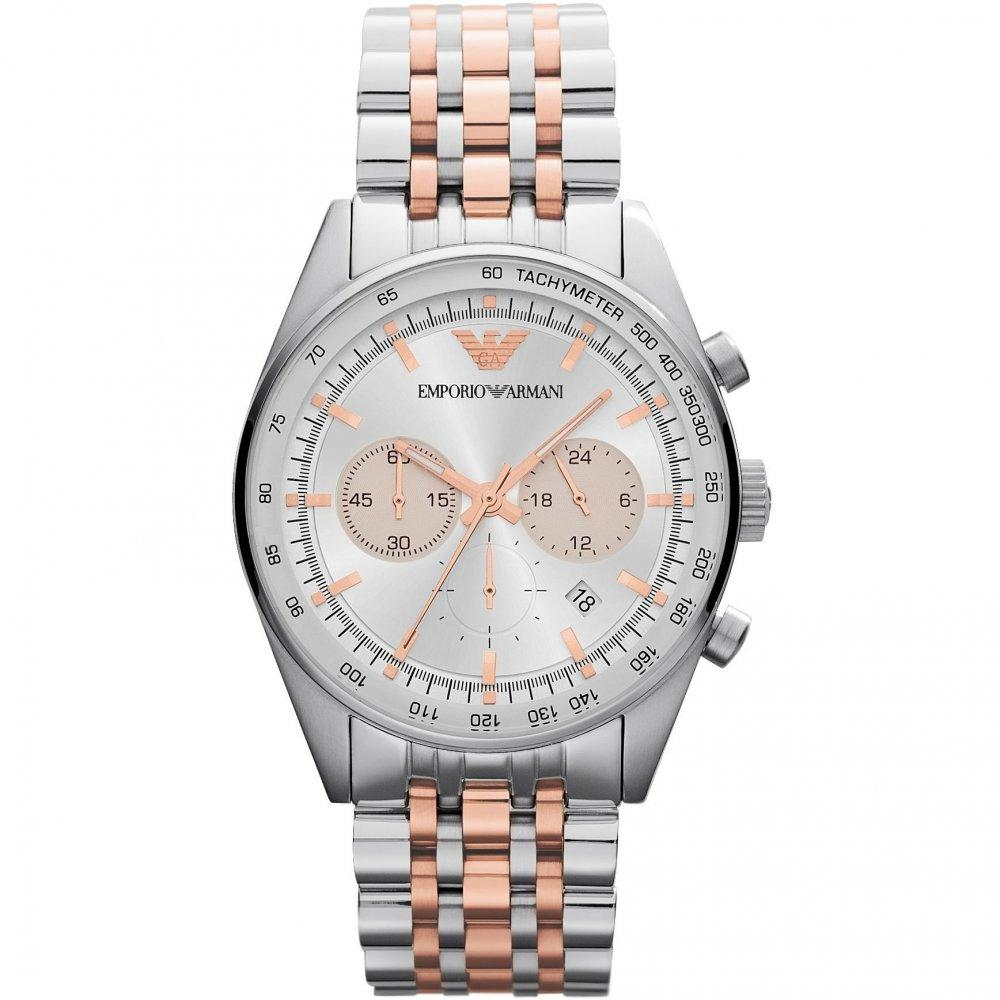 Emporio Armani Men's Chronograph Watch AR5999
