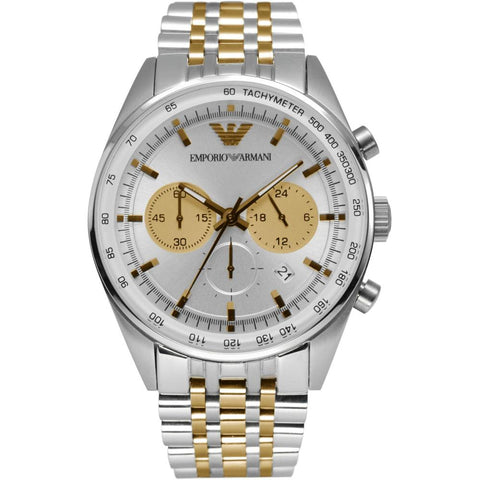 Emporio Armani Men's Chronograph Watch AR6116 - JB Watches