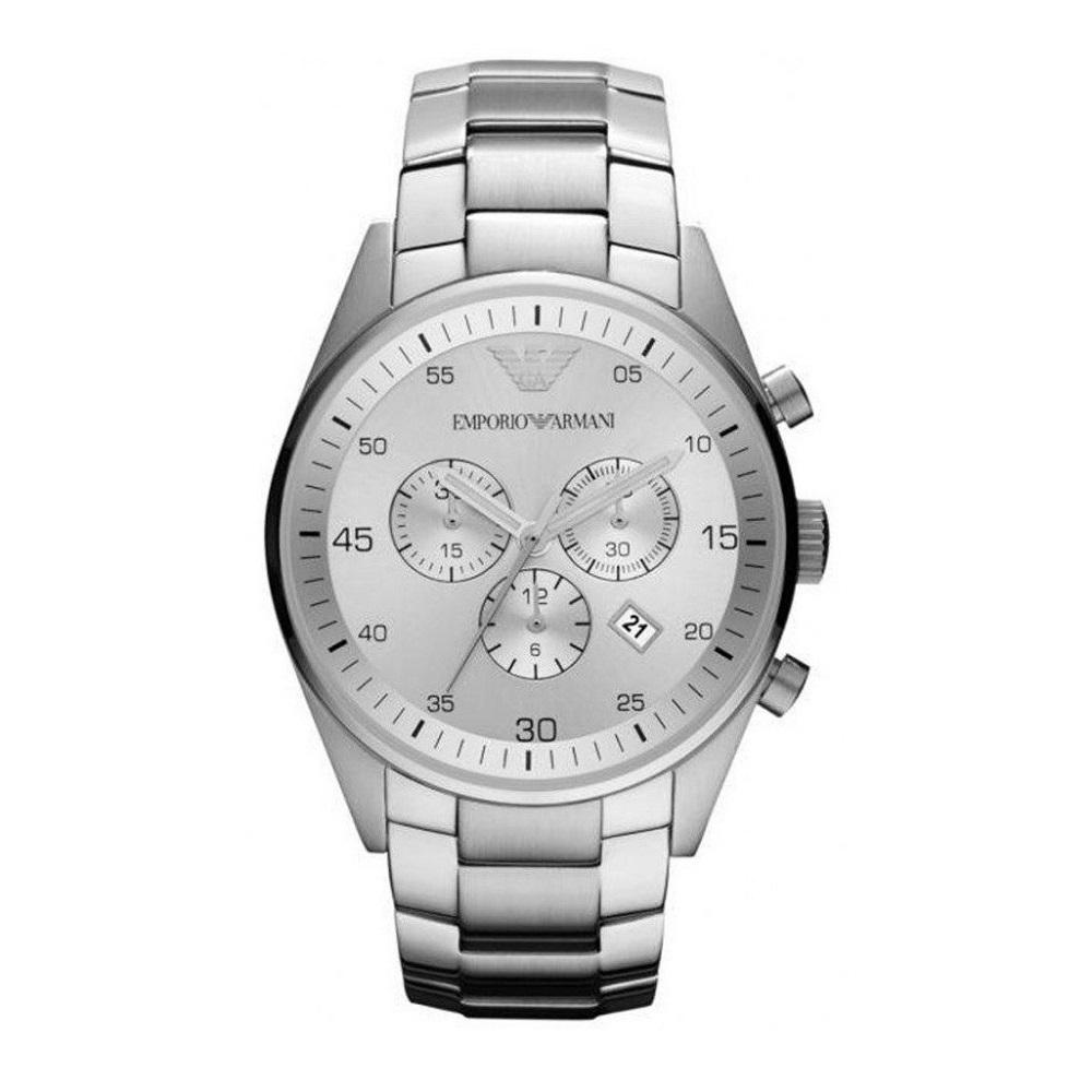 Emporio Armani Men's Chronograph Watch AR5869 - JB Watches