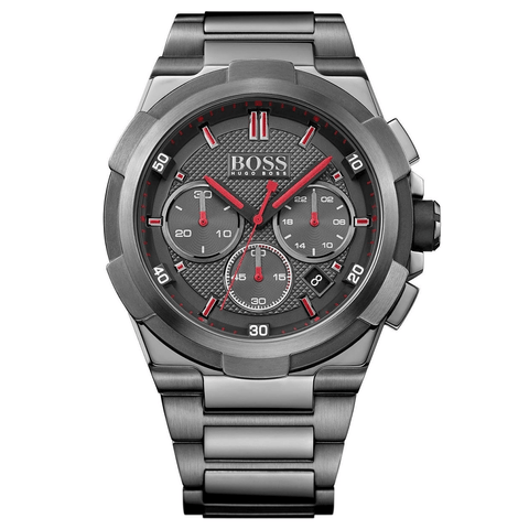 Hugo Boss Men's Supernova Chronograph Watch 1513361 - JB Watches
