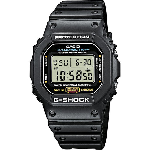 Casio G-Shock Men's Watch DW-5600E-1VER