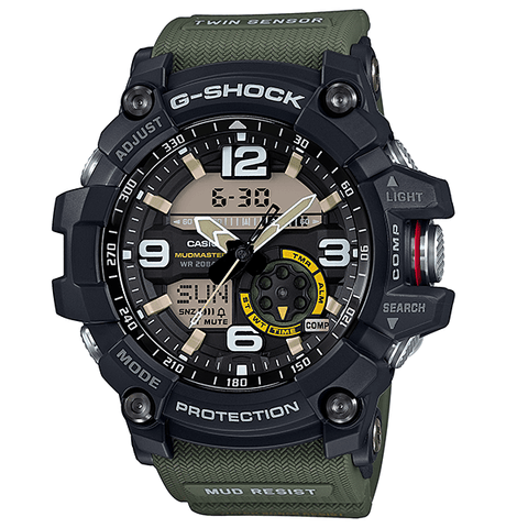 Casio Men's G-Shock Mudmaster Watch GG-1000-1A3ER - JB Watches