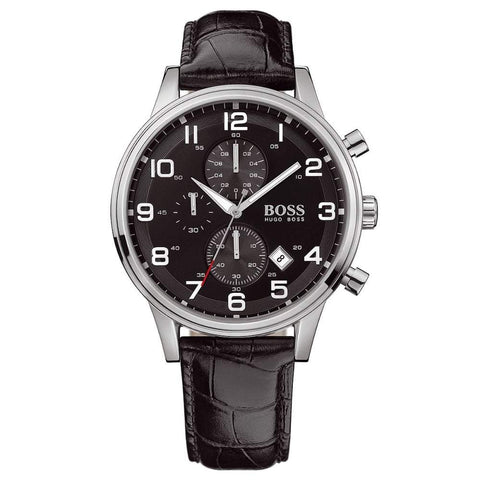 Hugo Boss Men's Aeroliner Chronograph Watch 1512448