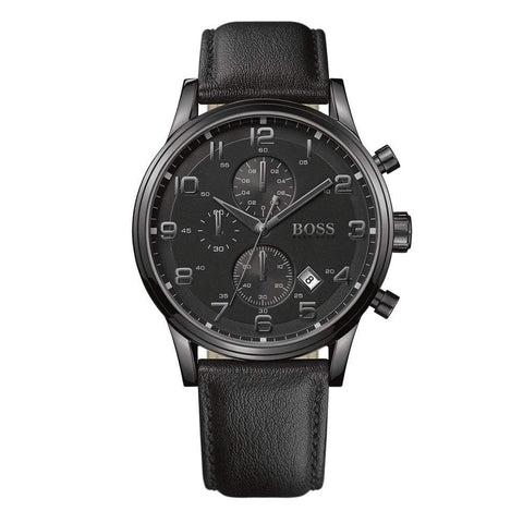 Hugo Boss Men's Aeroliner Chronograph Watch 1512567 - JB Watches