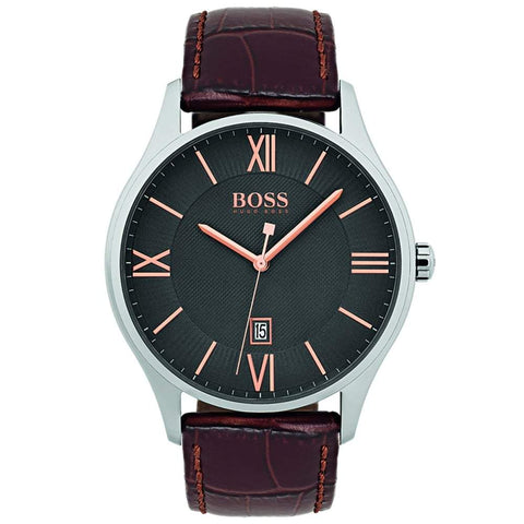 Hugo Boss Men's Classic Governor Watch 1513484 - JB Watches