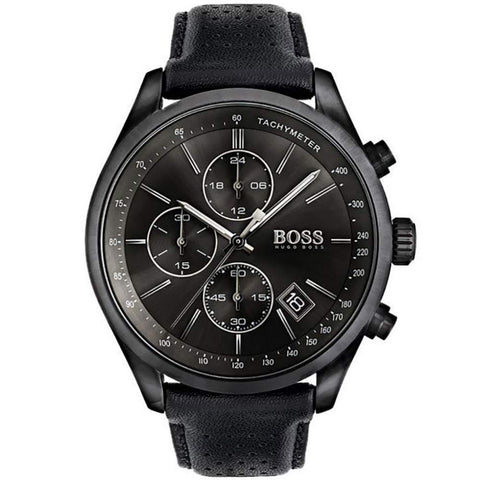 Hugo Boss Men's Grand Prix Chronograph Watch 1513474