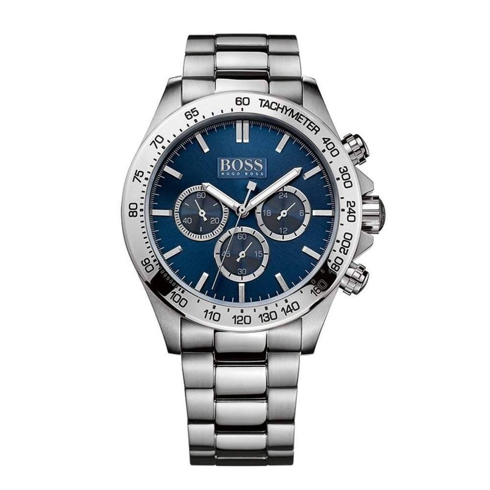 Hugo Boss Men's Ikon Chronograph Watch 1512963 - JB Watches