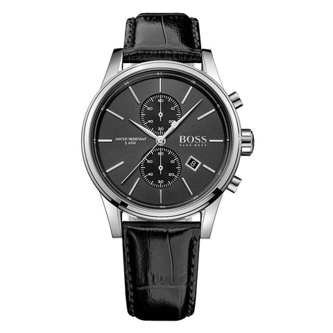 Hugo Boss Men's Jet Chronograph Watch 1513279 - JB Watches