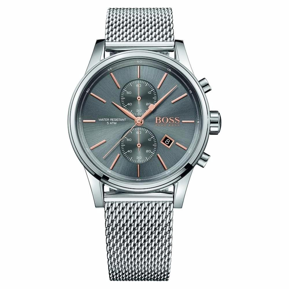Hugo Boss Men's Jet Chronograph Watch 1513440 - JB Watches