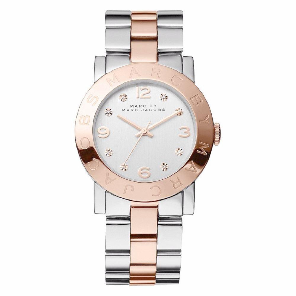 Marc by Marc Jacobs Ladies' Amy Watch MBM3194 - JB Watches