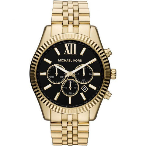 Michael Kors Men's Lexington Chronograph Watch MK8286 - JB Watches