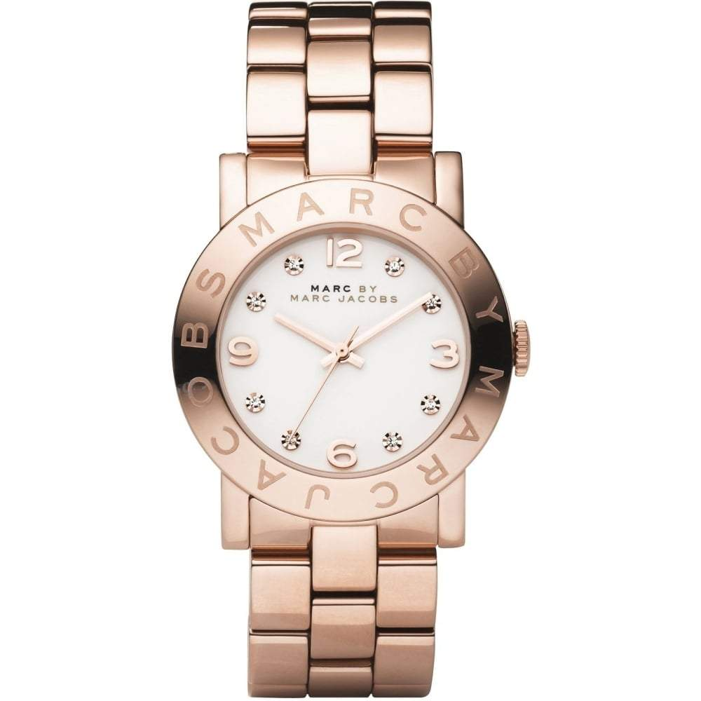 Marc by Marc Jacobs Ladies' Amy Watch MBM3077