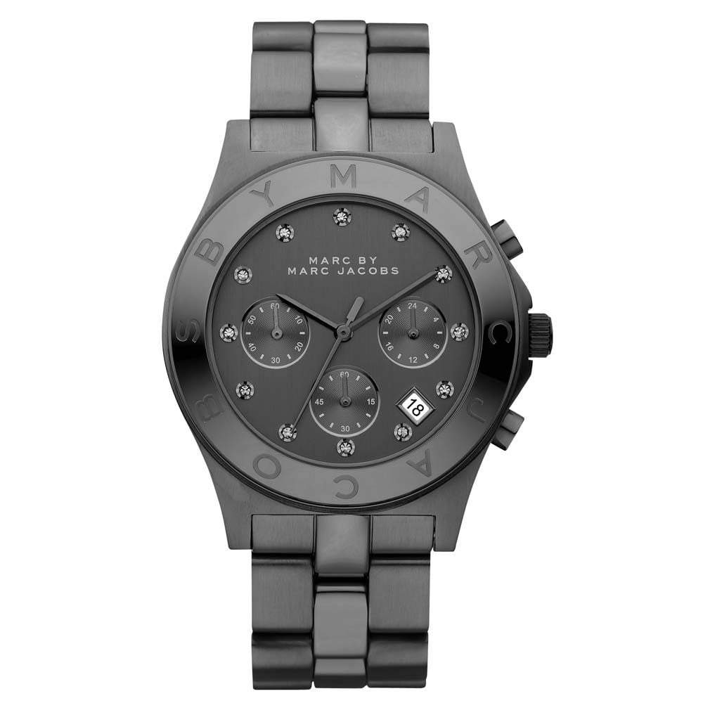 Marc by Marc Jacobs Ladies' Blade Chronograph Watch MBM3103 - JB Watches