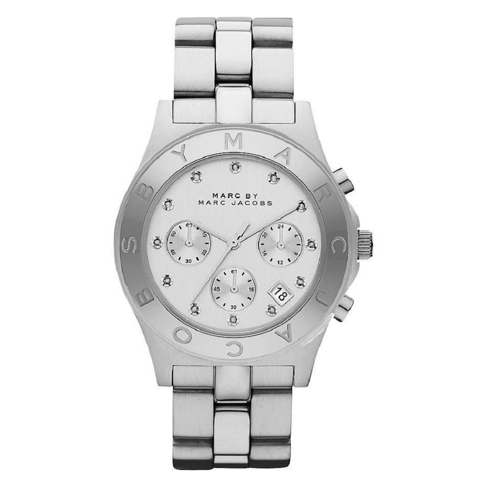 Marc by Marc Jacobs Ladies' Blade Chronograph Watch MBM3100