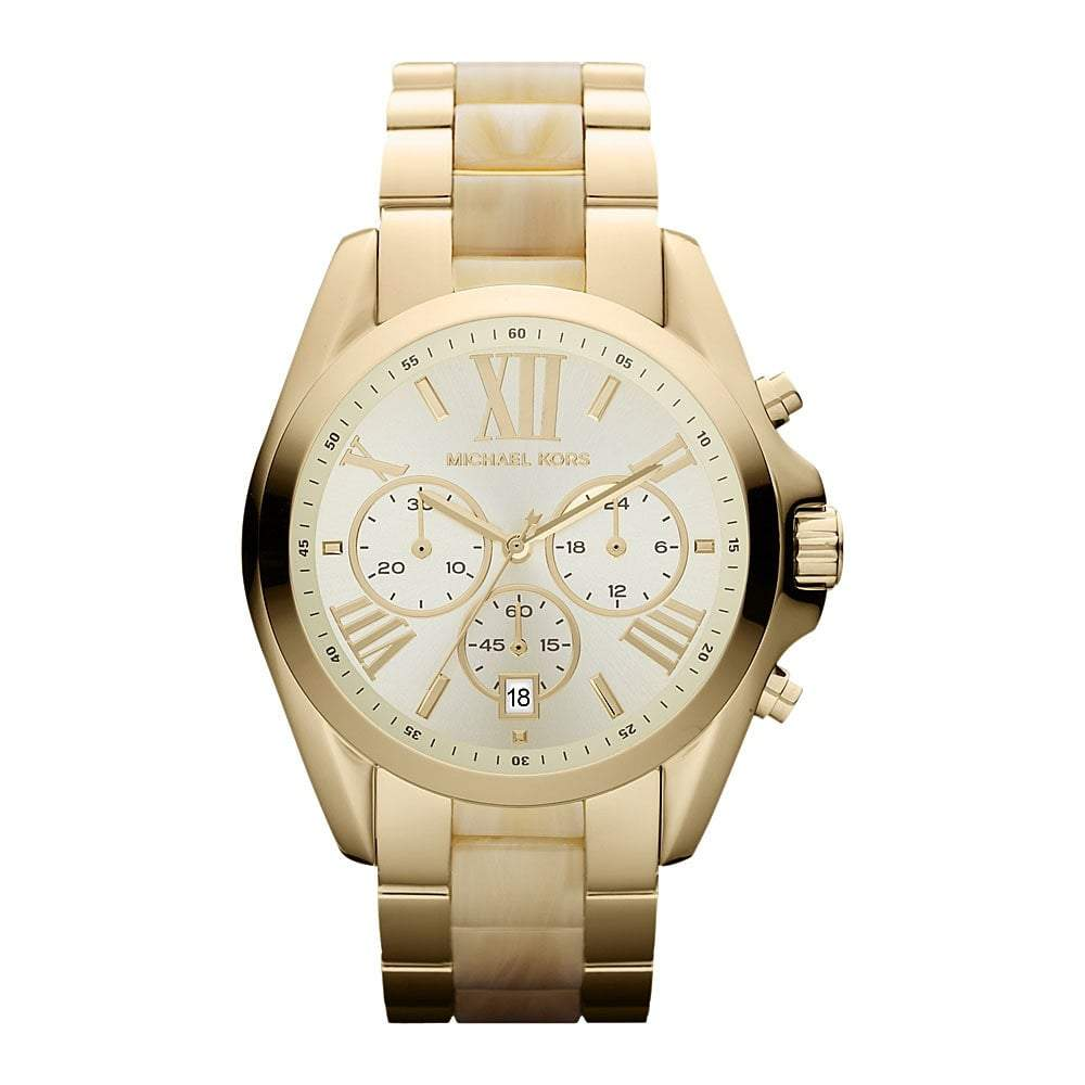 Michael Kors Ladies' Bradshaw Chronograph Watch MK5722 - JB Watches