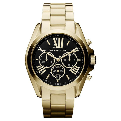 Michael Kors Ladies' Bradshaw Chronograph Watch MK5739 - JB Watches