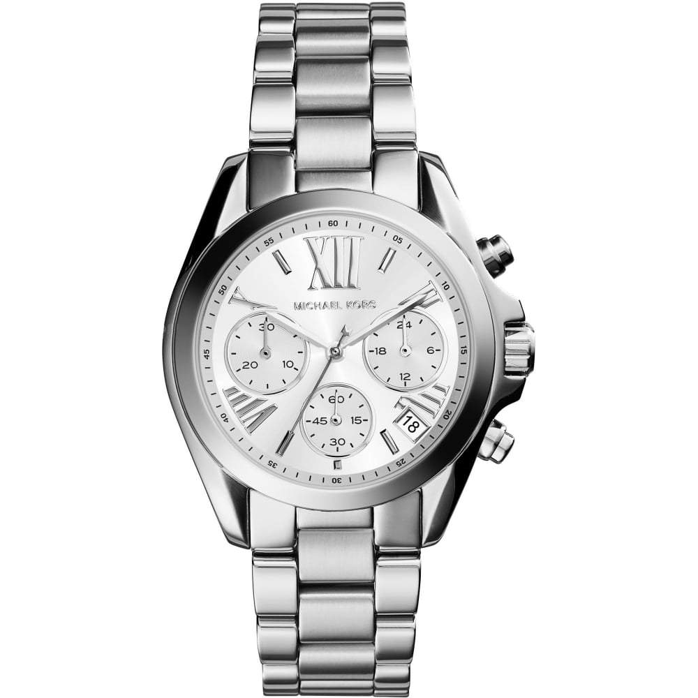 Michael Kors Ladies' Bradshaw Chronograph Watch MK6174 - JB Watches