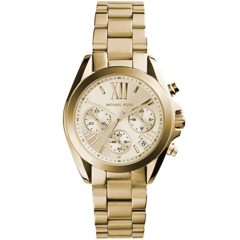 Michael Kors Ladies' Mini Bradshaw Chronograph Watch MK5798