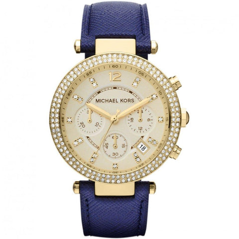 Michael Kors Ladies' Parker Chronograph Watch MK2280 - JB Watches