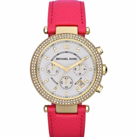 Michael Kors Ladies' Parker Chronograph Watch MK2297 - JB Watches