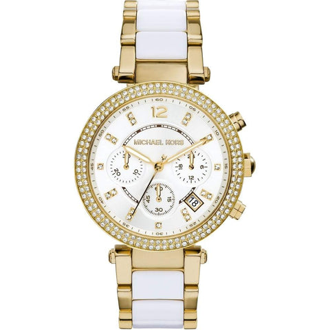 Michael Kors Ladies' Parker Chronograph Watch MK6119