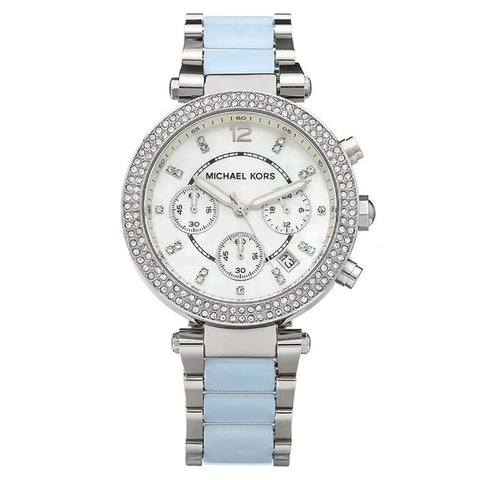 Michael Kors Ladies' Parker Chronograph Watch MK6138