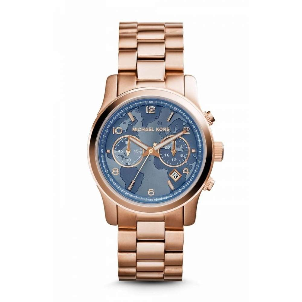 Michael Kors Ladies' Runway Watch MK5972 - JB Watches