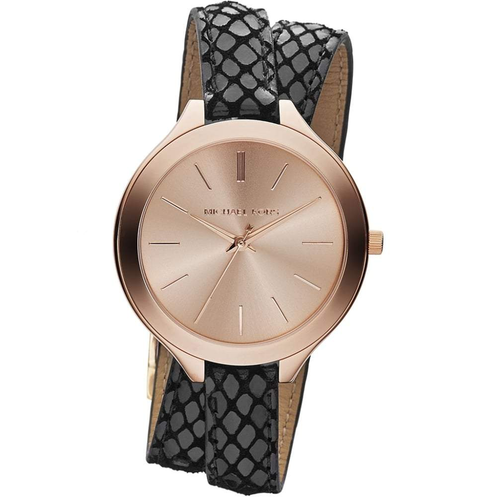 Michael Kors Ladies' Slim Runway Watch MK2322 - JB Watches