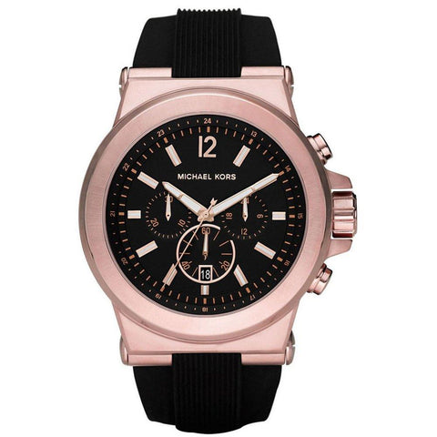 Michael Kors Men's Dylan Chronograph Watch MK8184 - JB Watches