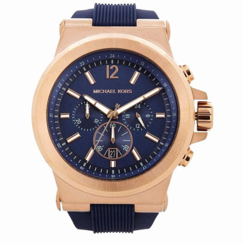 Michael Kors Men's Dylan Chronograph Watch MK8295 - JB Watches