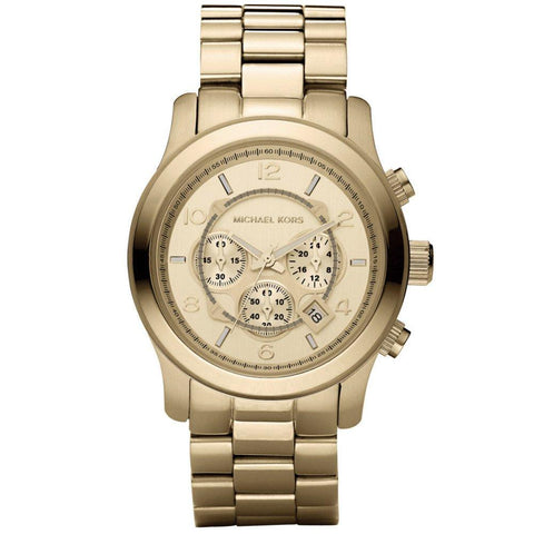 Michael Kors Men's Runway Chronograph Watch MK8077 - JB Watches