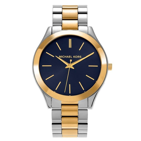 Michael Kors Ladies Slim Runway Watch MK3479 - JB Watches