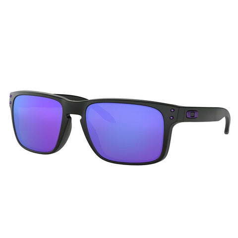 Oakley Julian Wilson Unisex Matte Black Signature Holbrook Sunglasses OO9102-26 - JB Watches