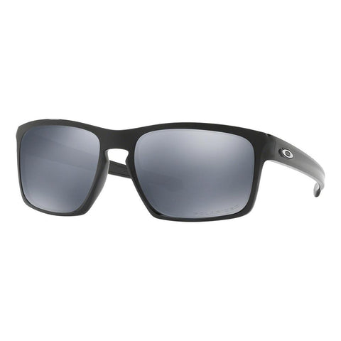 Oakley Unisex Silver Polarized Sunglasses OO9262-09 Polished Black 57-18 - JB Watches